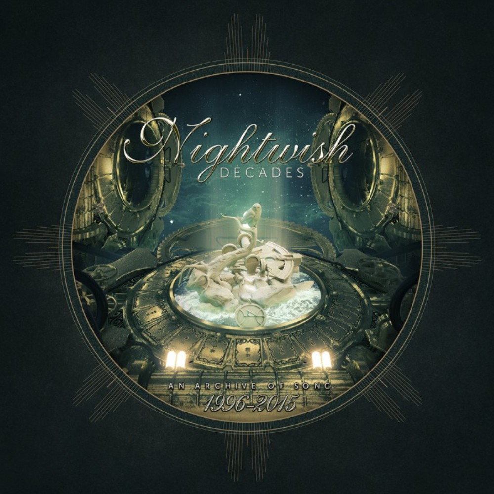 Nightwish, información completa de Decades (a la venta en marzo)