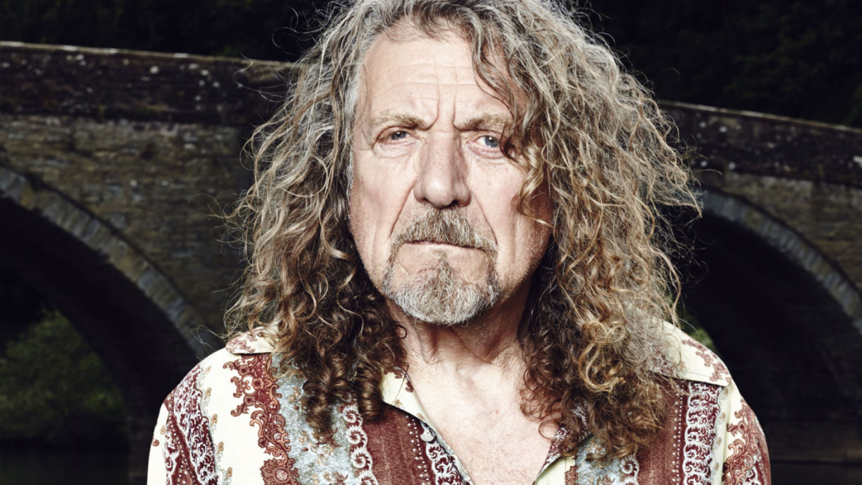 "Robert Plant: ""Ni me imagino volver a grabar con Jimmy Page"""