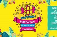 SanSan Festival 2018, del 29 al 31 de marzo en Benicassim