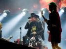 Angus Young: «Axl Rose y yo no compusimos ninguna canción»