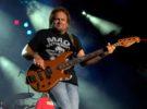Michael Anthony no volverá a Van Halen