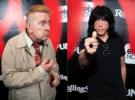 Johnny Rotten y Marky Ramone, enfrentados en la presentación de un documental sobre el punk
