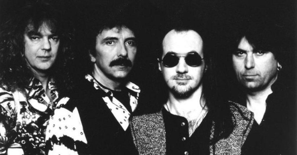 Black Sabbath Tony Martin