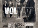 Volbeat, Baroness y Danko Jones, gira por España en octubre de 2019