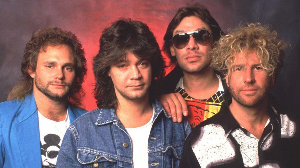 Sammy Hagar y la reunión de Van Halen