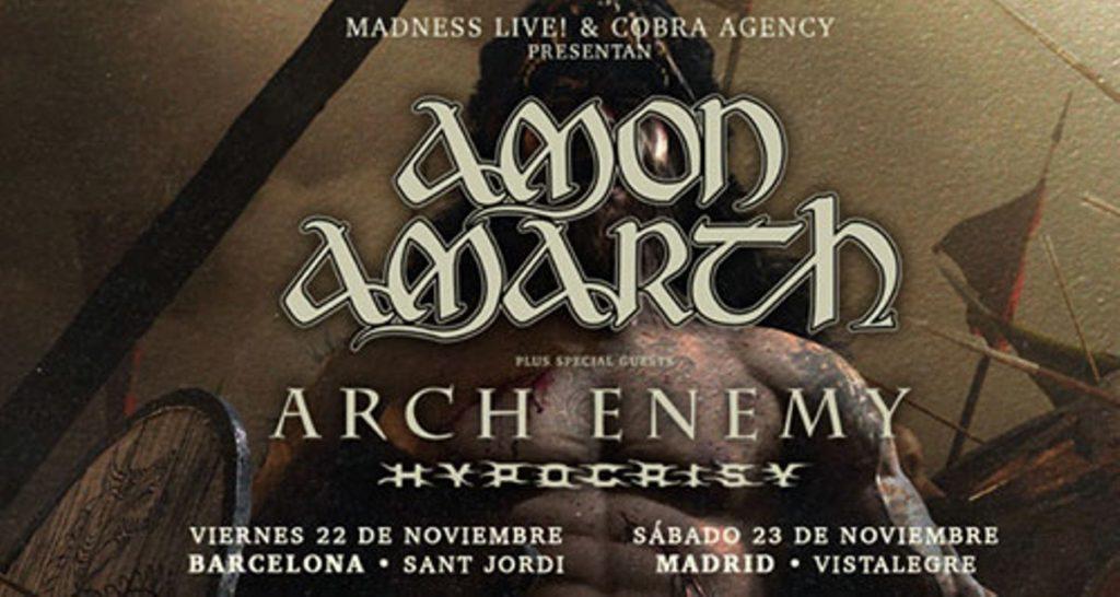 Amonamarth Archenemy Hypocrisy