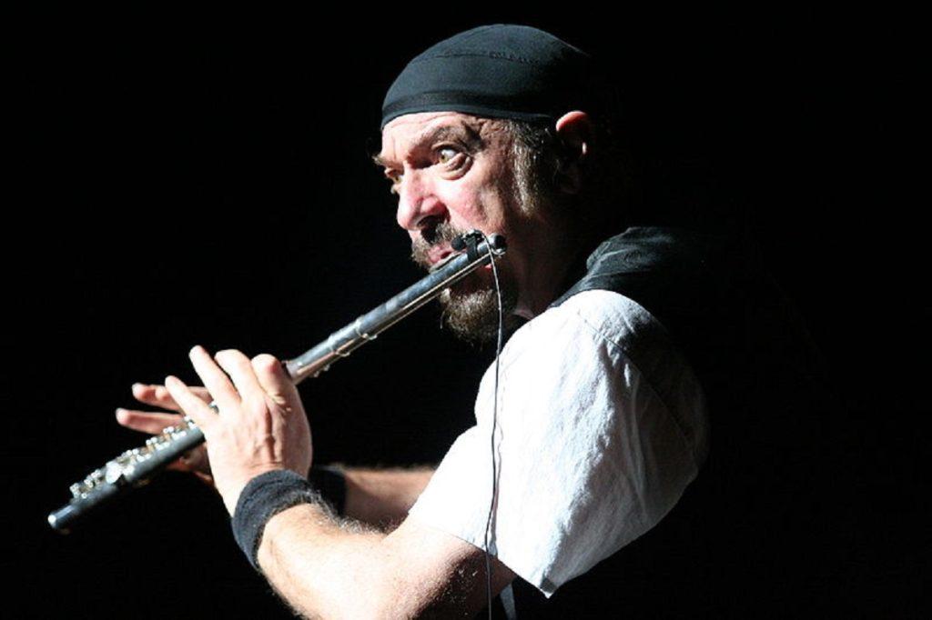 Jethro Tull Ian Anderson