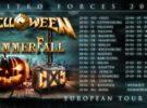 Helloween y Hammerfall, su gira conjunta pasará por Madrid y Barcelona en abril de 2022