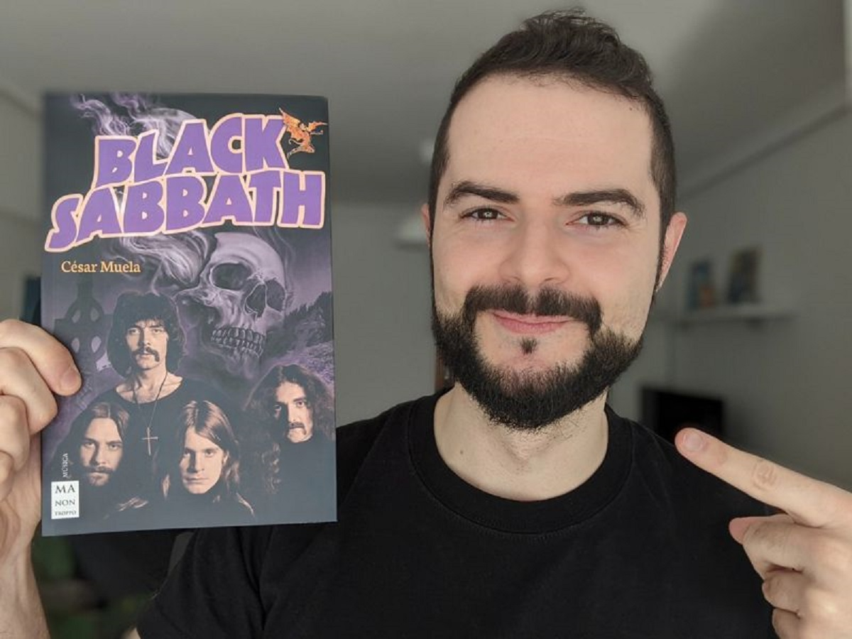 Cesarmuela Libroblacksabbath