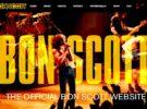 Bon Scott, su familia se encargará de la primera web oficial dedicada al cantante