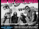 Red Hot Chili Peppers, su gira europea comenzará en España en junio de 2022