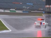 Los entrenamientos oficiales de Japón han sido cancelados por la lluvia