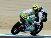 Iannone controla la 1ª sesión libre de 125cc en Japón