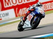Lorenzo el mejor del Warm Up de MotoGP en Assen