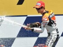 Pedrosa hace historia con su victoria en Laguna Seca y está preparado para Sachsenring