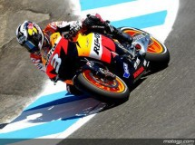 Dani Pedrosa vuelve a la senda del triunfo ganando en Laguna Seca