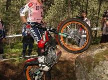 Laia Sanz logra la victoria en la 2ªprueba del Campeonato Continental de Trial