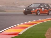 Aleix Espargaró triunfa en los 500 Kilómetros con turismos en Motorland Aragón