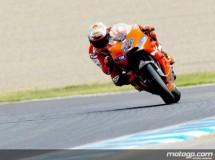 Casey Stoner el piloto más en forma en la ruta asiática de MotoGP
