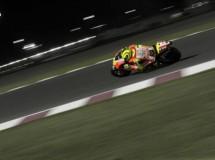 La lesión en el hombro vuelve a molestar a Valentino Rossi