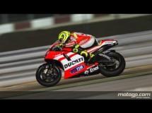 Test MotoGP Qatar 1: Pedrosa domina con Stoner 2º y Aoyama 3º – Parte II