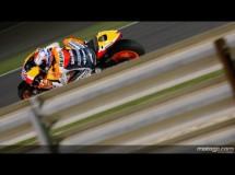 Test MotoGP Qatar 2: Stoner le arrebata el tiempo a Pedrosa en la última sesión