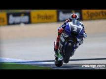 Jorge Lorenzo vence en una carrera increíble de MotoGP en Jerez (Parte II)