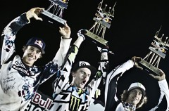 Nate Adams triunfa en la Red Bull X-Fighters de Brasil 2011