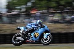 Álvaro Bautista sigue mejorando y está satisfecho con su resultado en Le Mans