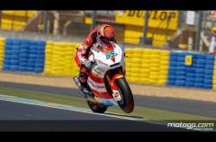 Stefan Bradl se coloca 1º en la FP1 de Moto2 en Le Mans
