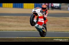 Stefan Bradl sigue siendo el poleman de Moto2 en Le Mans