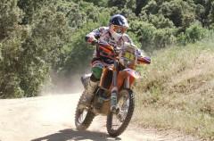 Marc Coma gana la tercera etapa y se afianza en el liderato de Cerdeña