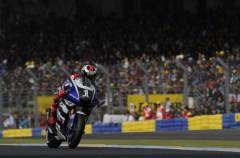 Los pilotos de Yamaha Factory Racing MotoGP a sacar casta en Le Mans