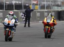 Kenny Noyes se queda a las puertas de sus primeros puntos en Moto2 Le Mans