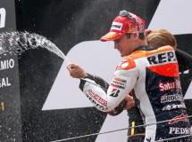 Los pilotos de Repsol Honda MotoGP listos para el GP Francia 2011