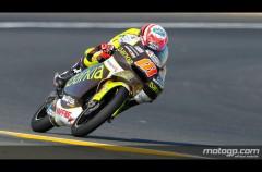 Nico Terol imparable consigue la pole position de 125cc en Le Mans