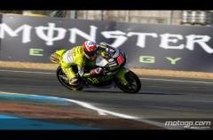 Nico Terol se saca un crono espectacular en la FP2 de 125cc en Le Mans