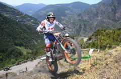 Toni Bou gana la prueba del Mundial de Trial Outdoor en Andorra