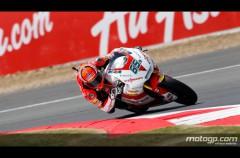 Marc Márquez consigue la pole position de Moto2 en Silverstone