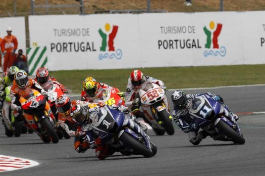 Doblete de Yamaha MotoGP en el Circuit de Catalunya
