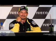 Rueda de prensa del Gran Premio de Holanda 2011 en Assen