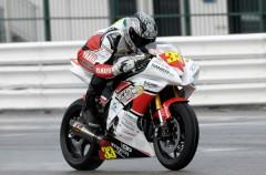 Giuliano Gregorini gana la carrera de Superstock 600 en Misano