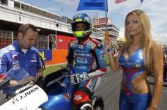 Hernández y Rabat a seguir con los buenos resultados de Moto2 en Assen