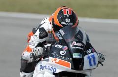 Sam Lowes marca el mejor crono de Supersport en Misano
