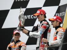 El Yamaha Factory Racing contento con el resultado de Spies y frustrados por el incidente de Lorenzo