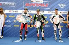 Tom Sykes marca la Superpole de SBK en Misano con Checa 2º y Smrz 3º