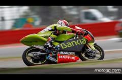 Casey Stoner intratable en la FP3 de MotoGP en Silverstone