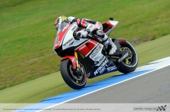 El equipo Yamaha Factory Racing no probará la 1000cc en Mugello