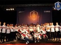 Evento de celebración del 50º Aniversario de Yamaha en competición