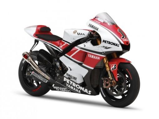 Yamaha M1 Assen